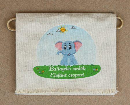Óvodai ballagó tarisznya 58-as minta (százlábú)